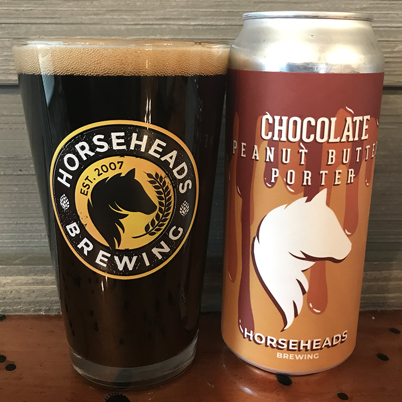 Chocolate Peanut Butter Porter