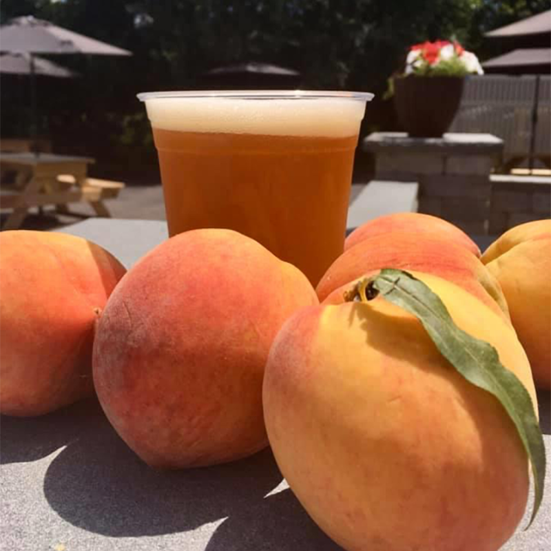 Peach Wheat Ale